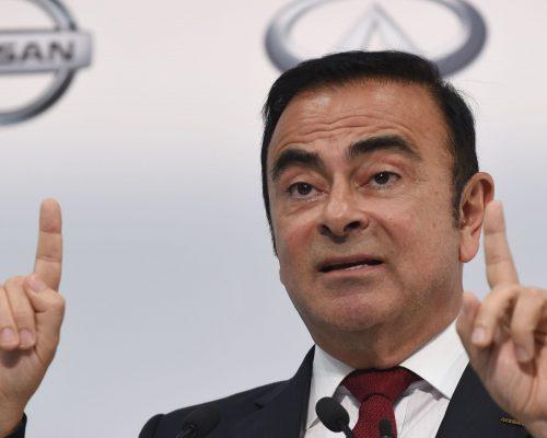 Nissan Tokio presidente