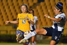 Tigres femenil a semifinales1