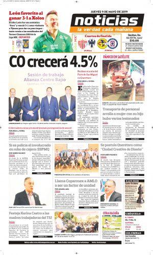 portada 09/05/2019
