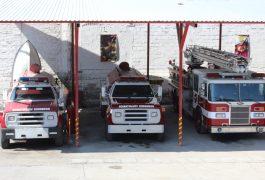 ROBERTO Cabrera aseguró que los municipios deben apoyar a los bomberos