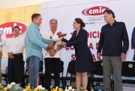 Como parte del programa se realizaron conferencias y la Expo CMIC