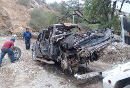 Severos daños causó una tromba en La Plazuela, Peñamiller.