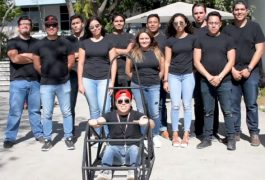 Trabajan estudiantes de la Facultad de Ingeniería en diseño y construcción de un vehículo monoplaza.