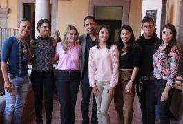 Código Paralingüa es un proyecto de la Compañía de Danza Contemporánea Ciudad Interior.