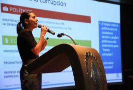 Lorena Jiménez, presidenta de Coparmex Querétaro