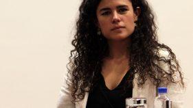 LUISA María Alcalde Luján, secretaria del Trabajo y Previsión Social.