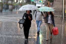 SE PREVÉN lluvias fuertes alertan a tomar medidas preventivas.