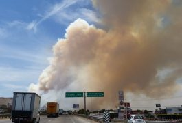 200 familias fueron evacuadas