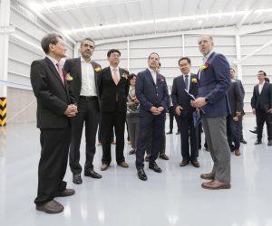 La inversión de Hyunbo Corp. generará 200 empleos de alta especialización.