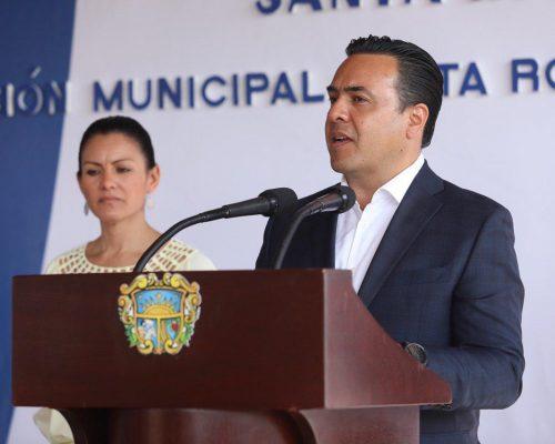 Presidente municipal de Querétaro, Luis Nava, confirmó en proyecto.