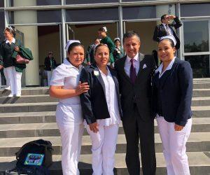 Conmemora SESEQ el Día Internacional de Enfermería